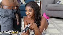 BANGBROS - Anne Amari Goes From Video Game Cont...