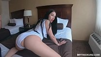 Drilling white chick with juicy ass on sex tape缩略图