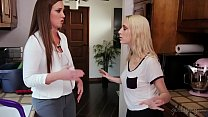 Image: Squirter cleaning lady and the hot house owner - Maddy O'Reilly, Cadence Lux