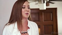 Squirter cleaning lady and the hot house owner - Maddy O'Reilly, Cadence Lux thumbnail