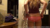 beautiful amateur on the casting couch then casting bed getting fingered