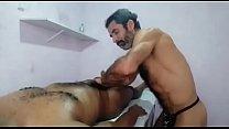 Sensual massage delights with lingam massage