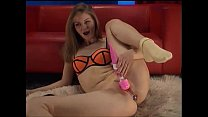 (indian real rape mms) Cam girl with big toy playing secret film from livetopcams thumbnail