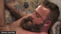 Bromo - Aaron Bruiser with Alexander Motogazzi at Dirty Rider Part 4 Scene 1 - Trailer preview