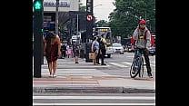 Provocou o entregador na Avenida Paulista  Luana Kazaki