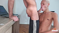 I FLAKED THE NEW GIFTED BEATING PIPING. (YURI STAR)