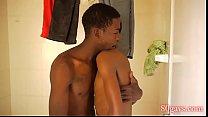 African Boys Joseph and Teddy Fuck