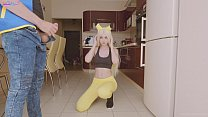 Pokemon. Pikachu get creampie in anal Preview