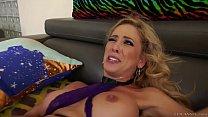 Monster cock anal with Cherrie Deville Vorschaubild
