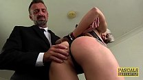 PASCALSSUBSLUTS - Busty Tanya Virago fed cum after HC anal صورة