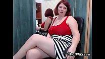 Stimulated Mature BBW Prostitute