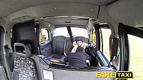 Fake Taxi Horny hot and heavy taxi threesome with great rimming صورة
