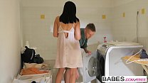 Babes - Katies Sanctuary Part 1  starring  Coco de Mal and Chad Rockwell clip preview image
