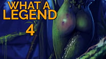Download video bokep WHAT A LEGEND #04 - A naughty fairy tale 3gp terbaru