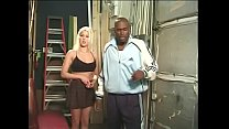Sweden blonde bombshell Linda Thoren gets her freak-on with black superstud Lexington Steele, and turns this black giant into quivering jelly