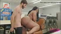 Victoria Cakes goes to laundry matt to get fucked صورة