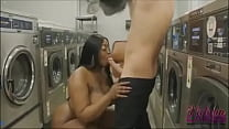 Victoria Cakes goes to laundry matt to get fucked image