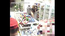 Security camera at convenience store catches ma...'s Thumb