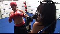 5646 Maledom Tit Busting Fight Roleplay preview