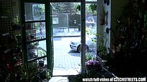 Oops no panties: sized tits mature get fucked in flower store thumbnail