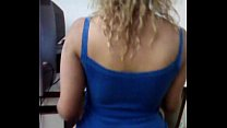 Horn Filming Hot Wife