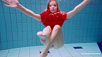 Avenna babe underwater