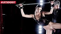 LETSDOEIT - Candice Luca - BDSM Erotic Play With A Sexy Czech Brunette
