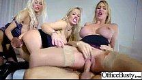Worker Slut Girl (jasmine leigh rebecca tia) Bang In Hard Style In Office mov-17