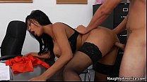 Stunning whore Priya Anjali Rai gives a great titjob and blowjob thumbnail
