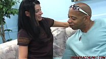 India Summer gets excited for big black cock image