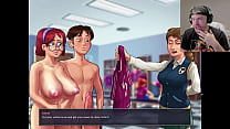 This Game Wants To Put Me In Detention For This! (Summertime Saga) [Uncensored]