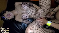 I'm going to dance at a swinger club and a fan catches me with a super cock and it hurts and fills me with semen
