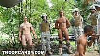Objective Reached on TroopCandy.com - Gay Military Porn!