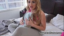 Download video bokep Bigtit blond teen caught and fucked 3gp terbaru