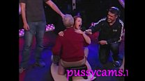 Hot bitch riding fucking machine with old guy - pussycams.us