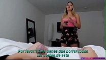 Chantajea a la hermana para lograr follarsela (SUB. ESPAÑOL)