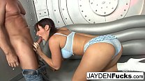 Jayden Jaymes gets fucked hard by Eric