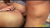 Horny homosexuals in bareback act