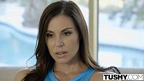 Image: TUSHY Kendra Lust First Anal!