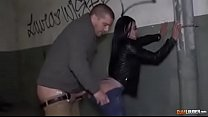 PORN AUDITION ON THE STREET (PART 1)