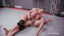 Alura Jenson dominates in mixed nude wrestling ...'s Thumb