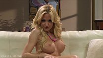 Stunning Blonde Penthouse Pet Angela Sommers Fa...
