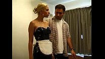 Stunning sexy french maid fucked in hotel # 2