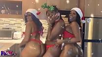 Christmas Threesome Trailer