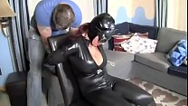 Busty Catwoman Gets Forced