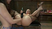 jamie foster joi » Big Breasts Blonde Hottie Anally Fisted thumbnail