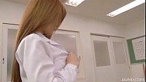 Sakamoto Hikari teases her teacher with her supple body thumbnail