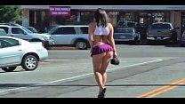 m. EARTH WALKS ON STREET