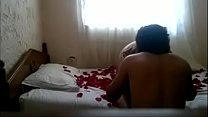 North Indian Newly Married Couple Fucking at Home - HornySlutCams.com