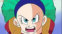 Dragon Ball Parody Hentai Bulma x Vegeta Image